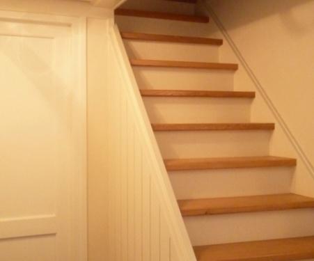 Eiken trap (dicht)